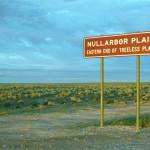Start of the Nulabour Plain