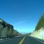 Descending Beartooth Pass