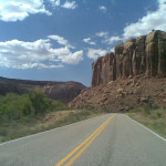 Entering Canyonlands