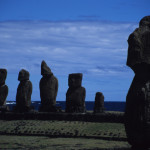 More Moai Restored