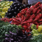 Fresh Produce on the Silk Road