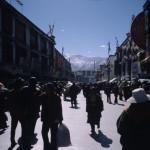 Barkhor Street Scene