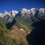 Tiger Leaping Gorge Mountains