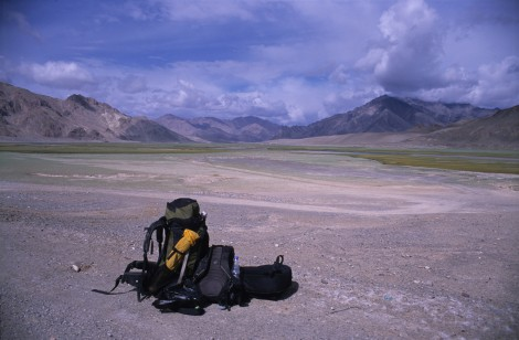 Hitchhiking Along the Pamir Highway