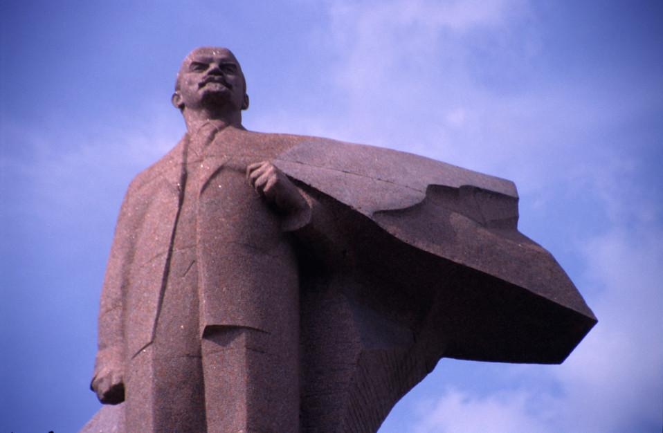Lenin in Transnistria