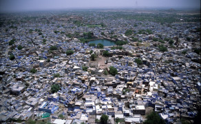 Another Elevated View of Jodhpur