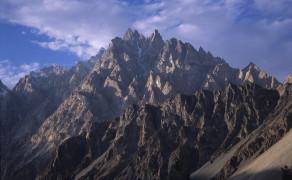 A View From the Karakorum Highway