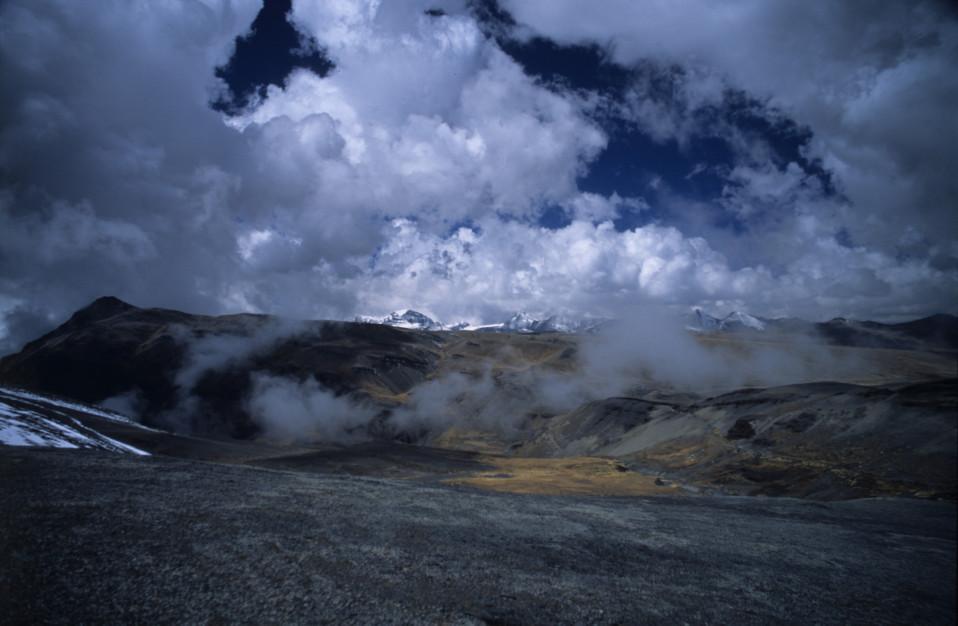 Altiplano Vista at La Cumbre Pass