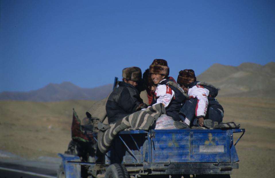 Tibetan Stylin' (2)
