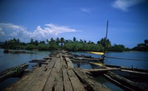 Gang Plank at Baracoa