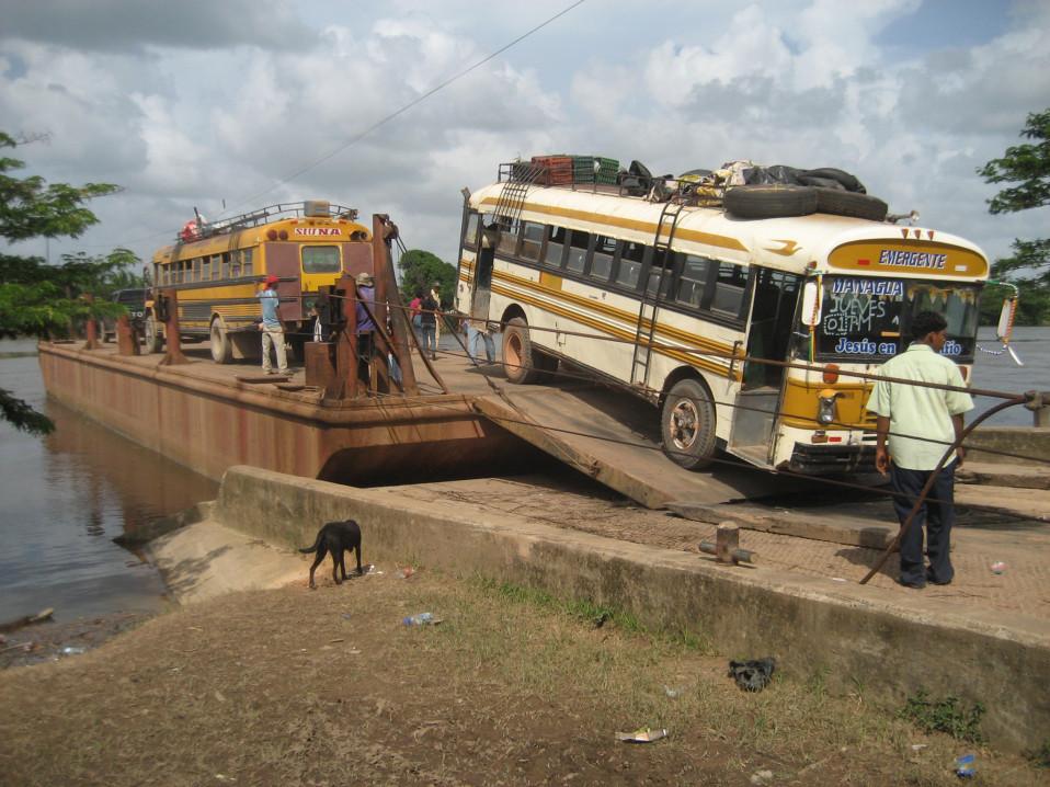 Road Meets River