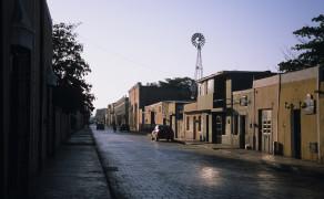 Valladolid Streetscape