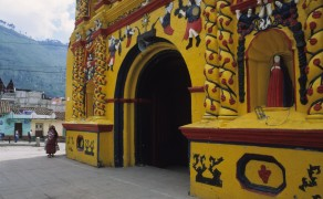 San Andrés Xecul Portal