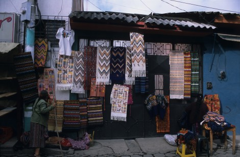 Chichicastenago Markets