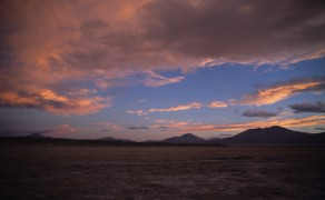 Salar de Uyuni Landscape