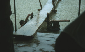 Fixing the Gang Plank