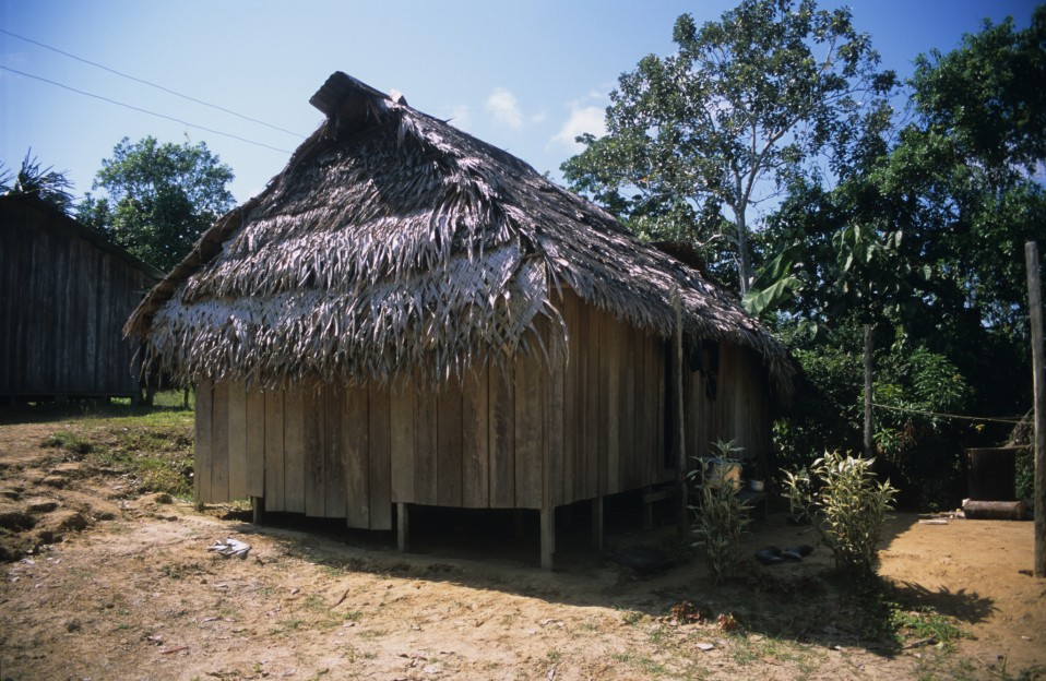 Indigenous Village Life