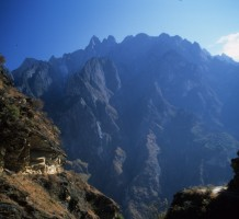 Tiger Leaping Gorge Hike Trail
