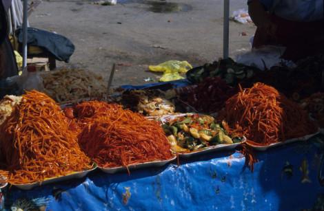 Ashgabat Salads