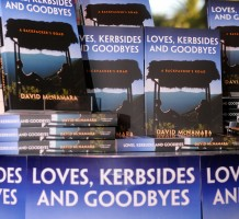 Selling Fast at the Book Launch