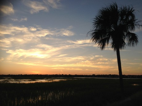 Lowcountry Sunset