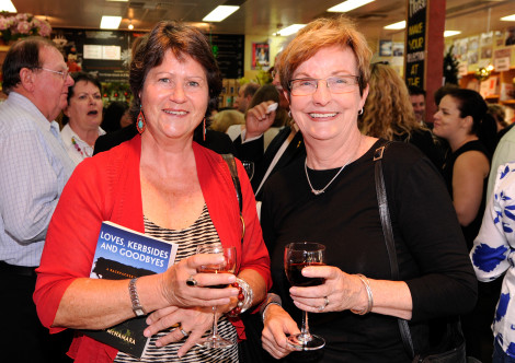 Family & Friends at the Book Launch