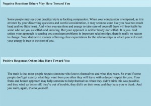 EHarmony Profile (2 of 2)
