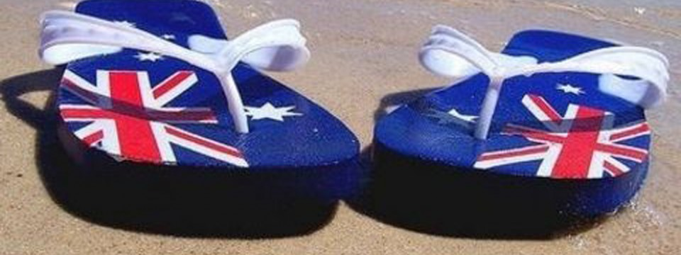 Thongs of Australia