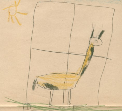 Tedious Giraffe & The Morose Blue Gorilla: Part I