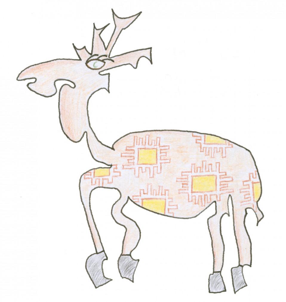 Tedious Giraffe