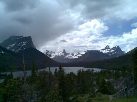 Glacier National Park Detour