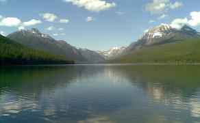 Bowman Lake Montana