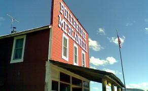 Polebridge Mercantile Montana