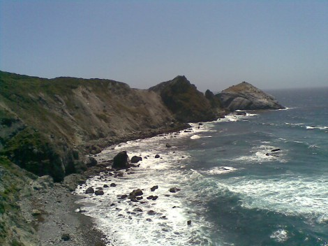 Californian Coastline