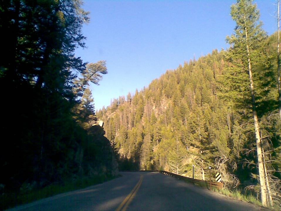 Highway 95 Idaho
