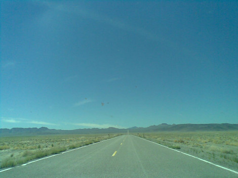 Extraterrestrial Highway Nevada