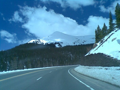 Soft Corners on Colorado Highways