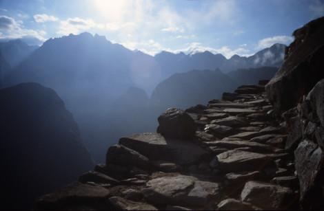 Walk Like an Inca