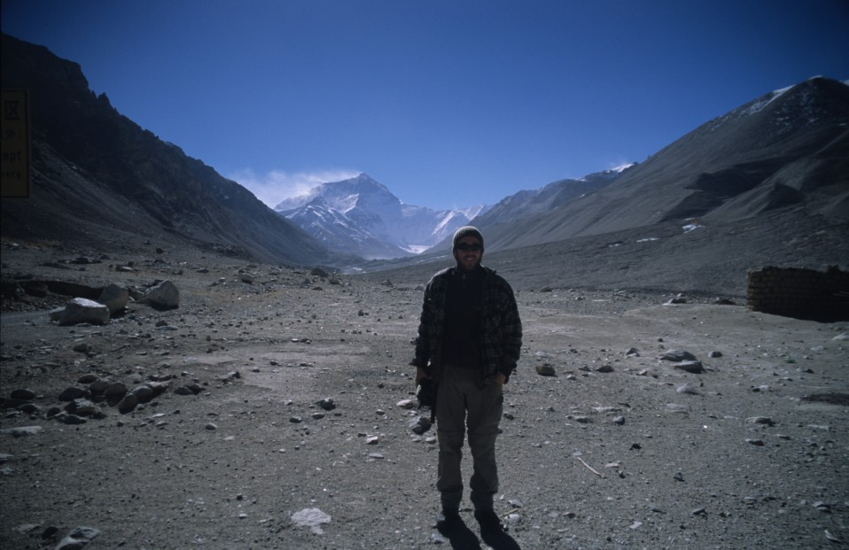Mount Everest Base Camp & Me