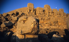 Eagle Head at Mount Nemrut