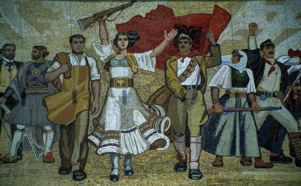 Muzeu Historik Kombëtar Mural
