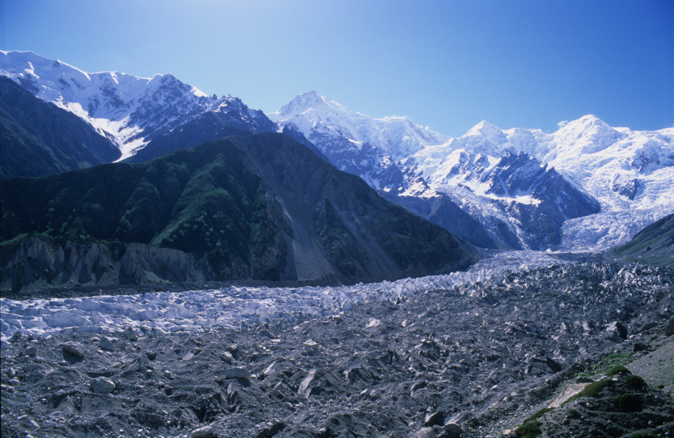 Glacier Crossing on Rush Phari Trek
