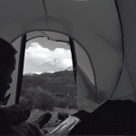 Home in the Cordillera Huayhuash