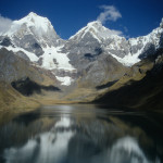 Reflections of Cordillera Huayhuash