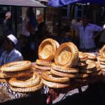 Kyrgyz Nan for Sale in Osh Markets