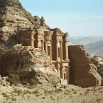 Temple of el Deir