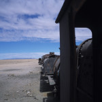 Another Vision of the End of the Track in Uyuni