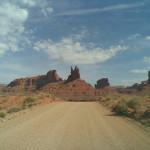 Driving Through the Valley of the Gods