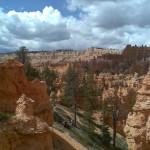Hiking Through Bryce Canyon