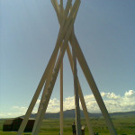 Teepee Rest Areas in South Dakota